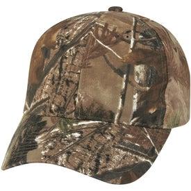 Advertising Hunter's Retreat Camouflage Cap