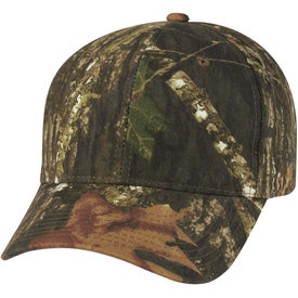 Promotional Hunter's Retreat Camouflage Cap