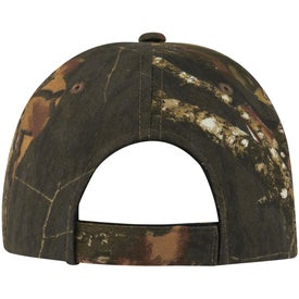 Hunter's Retreat Camouflage Cap Branded with Your Logo