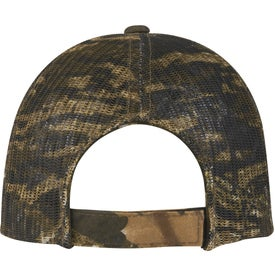 Hunter's Retreat Mesh Back Camouflage Cap for Your Church
