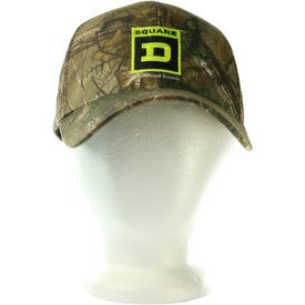 Hunter's Retreat Mesh Back Camouflage Cap for Your Organization