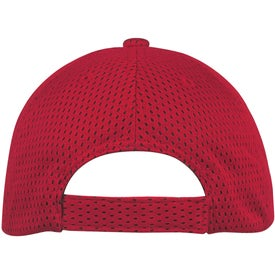 Jersey Mesh Cap with Your Logo