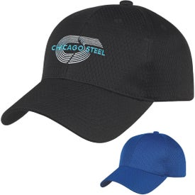 Jersey Mesh Cap Branded with Your Logo