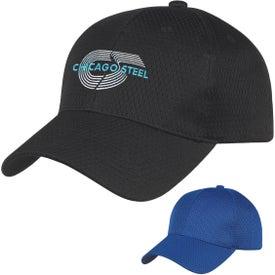 Custom Jersey Mesh Cap