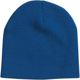 Logo Knit Beanie Cap
