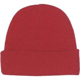 Knit Beanie With Cuff for Your Organization