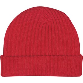 Promotional Acrylic Knit Beanie with Cuff