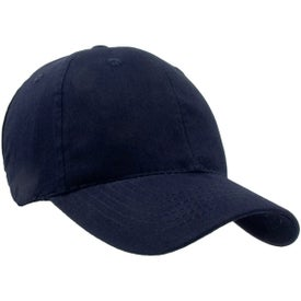 Logo Lightweight Brushed Cotton Twill Hat