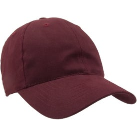 Advertising Lightweight Brushed Cotton Twill Hat