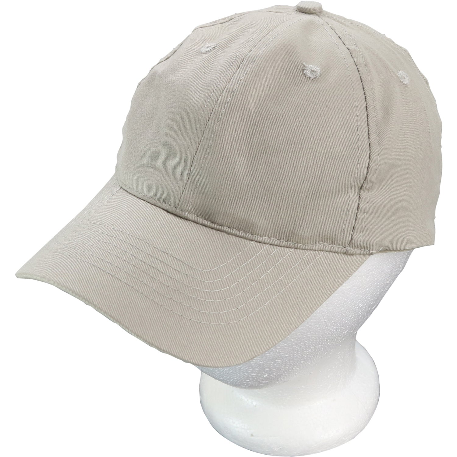Buckle Hats: Promotional Buckle Lightweight Brushed Cotton Twill Hats