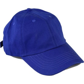 Lightweight Cotton Hat Imprinted with Your Logo