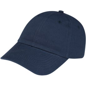 Low Profile Brushed Cotton Twill Cap for Customization