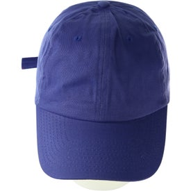 Personalized Low Profile Brushed Cotton Twill Cap