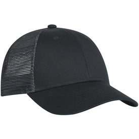 Metallic Mesh Back Cap for Customization