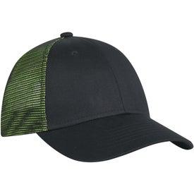 Metallic Mesh Back Cap for Your Church