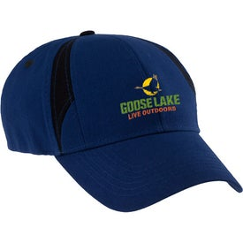 Modern Edge Cap Branded with Your Logo