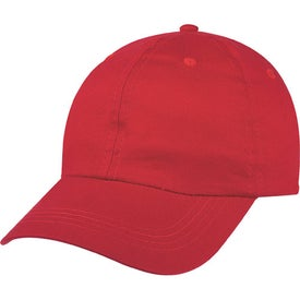 Natural Brushed Twill Cap for Your Company