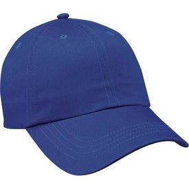 Organic Cap Imprinted with Your Logo