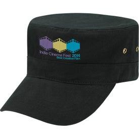 Patrol Cap for Marketing