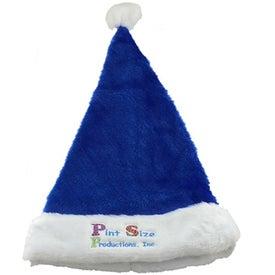 Promotional Plush Santa Hat