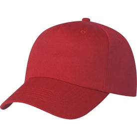 Advertising 5 Panel Polyester Cap