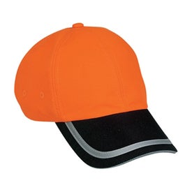 Printed Port Authority Safety Cap