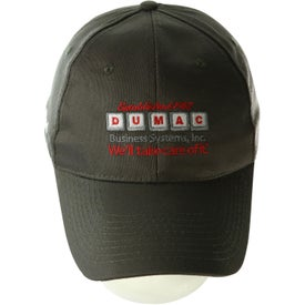 Personalized Six Panel Price Buster Cap
