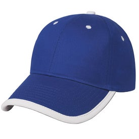 Branded Price Buster Cap With Visor Trim