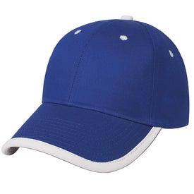 Branded Price Buster Cap With Visor Trim