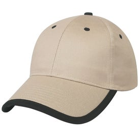 Price Buster Cap With Visor Trim with Your Logo