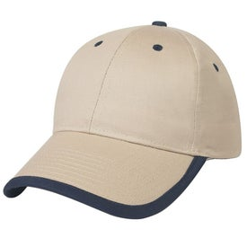 Price Buster Cap With Visor Trim for Promotion