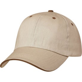 Price Buster Sandwich Cap with Your Logo