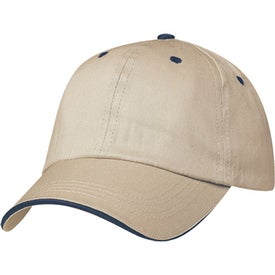 Imprinted Personalized Price Buster Sandwich Cap