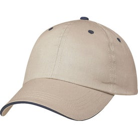 Personalized Price Buster Sandwich Cap Printed with Your Logo