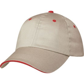 Personalized Price Buster Sandwich Cap with Your Logo