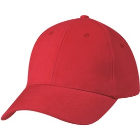 Price Buster Cap with Your Slogan
