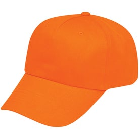 Five Panel Price Buster Cap for Customization