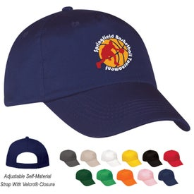 Five Panel Price Buster Cap Printed with Your Logo