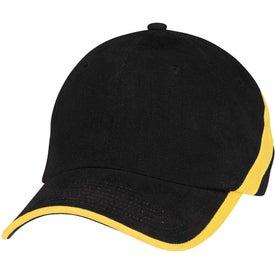 Branded Racing Stripe Cap
