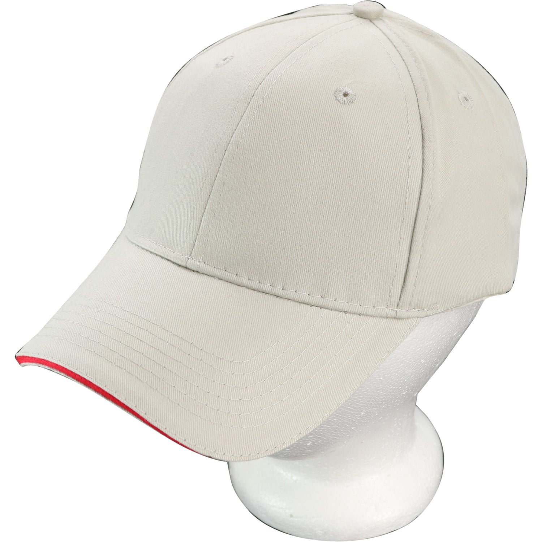 Sandwich Brushed Cotton Twill Cap