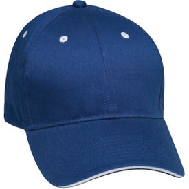 Sandwich Cap Imprinted with Your Logo