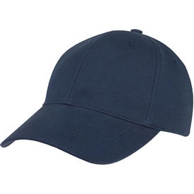 Advertising 6-Panel Brushed Twill Cap