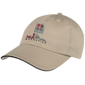 Soft-Crown Cap for Marketing