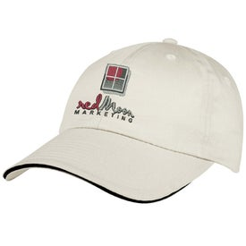 Logo Soft-Crown Cap