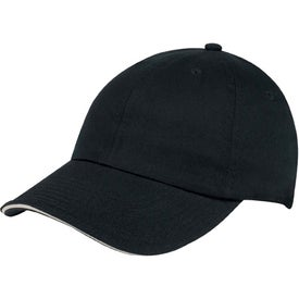 Soft-Crown Cap Printed with Your Logo