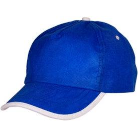 Sport-Trim Non-Woven Cap for Customization