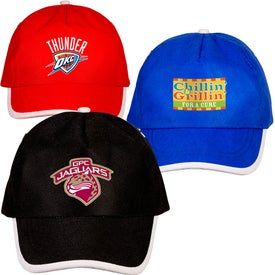 Company Sport-Trim Non-Woven Cap