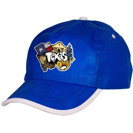 Sport-Trim Non-Woven Cap for Your Company