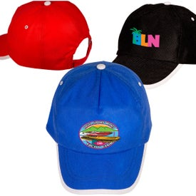 Sport-Trim Non-Woven Cap Giveaways