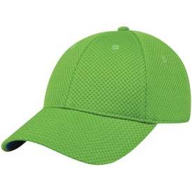 Monogrammed Sports Mesh Cap
